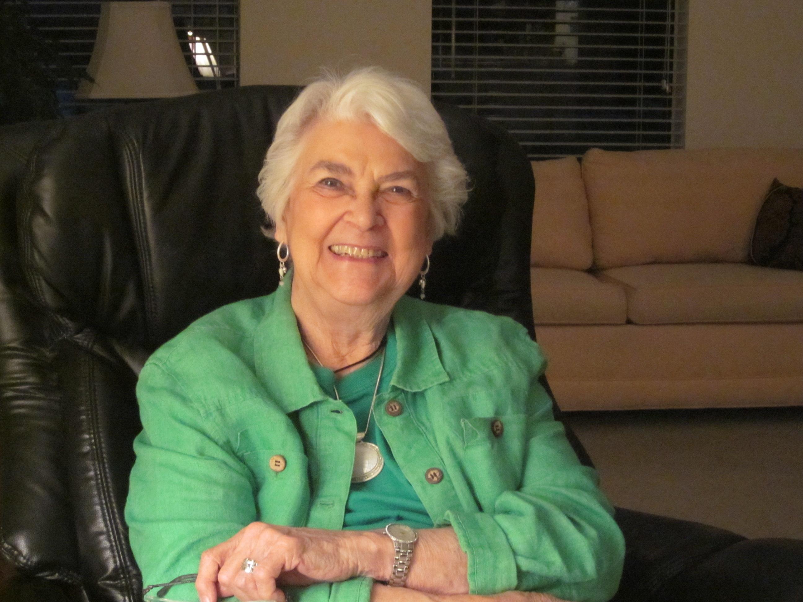 Rev. Dr. Adele Decker Jones
