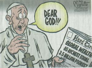Pope Francis cartoon2