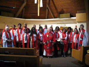 Good Shepherd Confirmandi at MMOJ 04262014-006