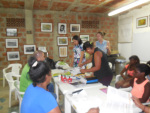 Actividad pastoral en la Corporación con las Madres de Familia