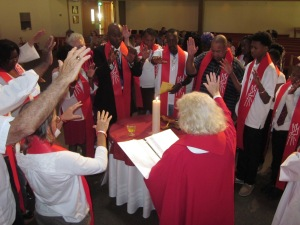 The Holy Spirit Confirms Good Shepherd Faithful
